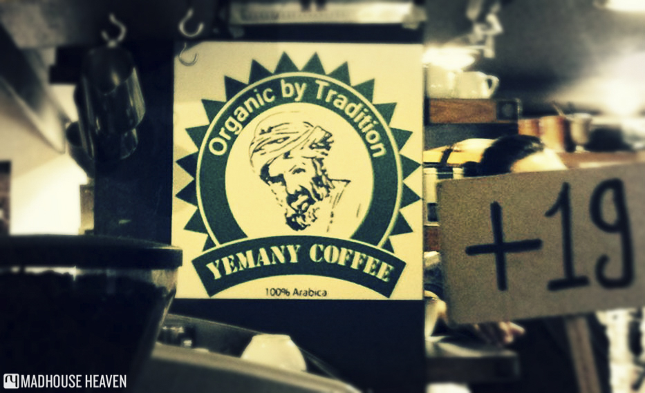 Yemany Coffee, Organic by Tradition, Fake Starbucks Coffee, Amman Bedouin Metropolis