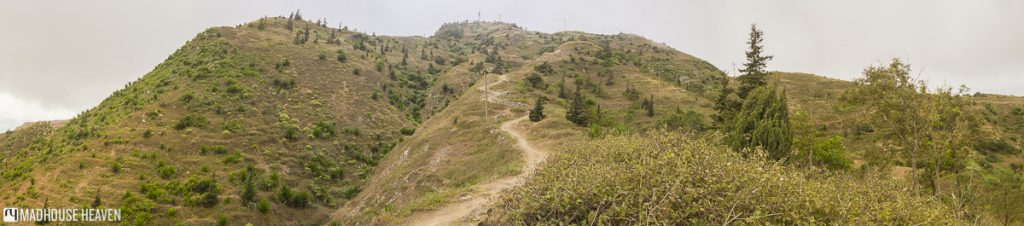 hiking on brava cloud forest cape verde
