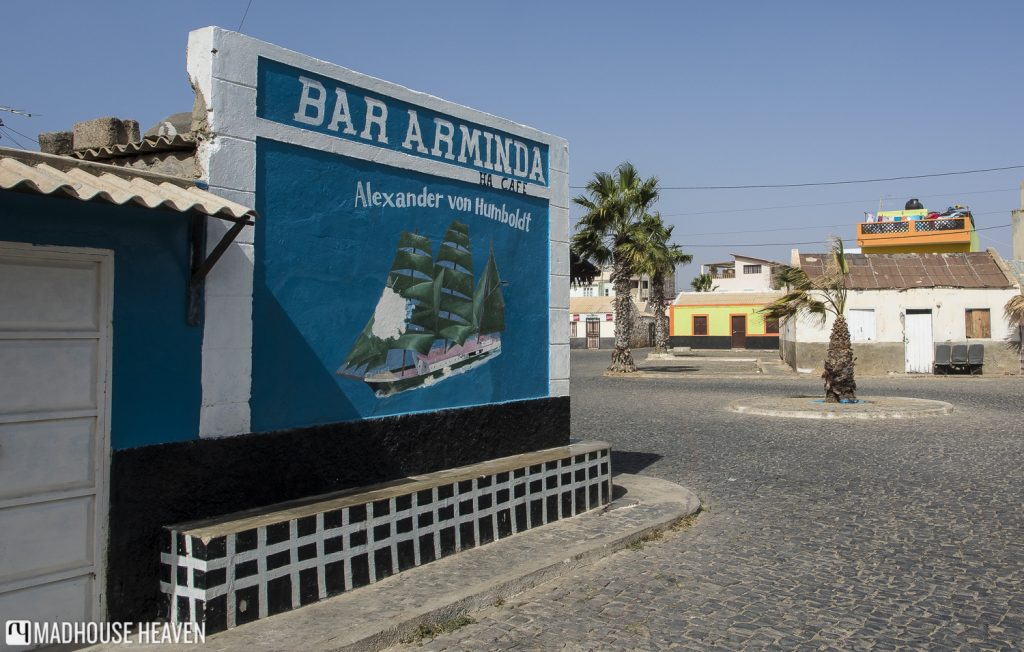 Bar Arminda Palmeira Sal island Cape Verde