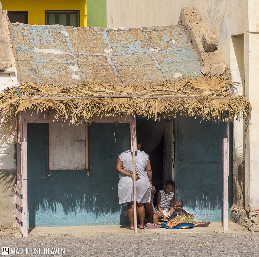 Cape Verde Sal Island Tour, Palmeiras,