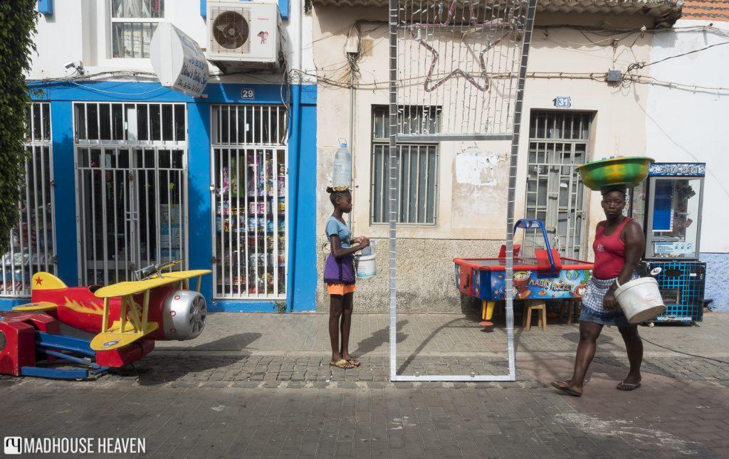 sucupira market, the plateau, santiago, cape verde