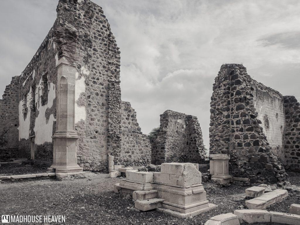 Cape Verde Oldest Settlement Cidade Velha fort Real de São Filipe Santiago