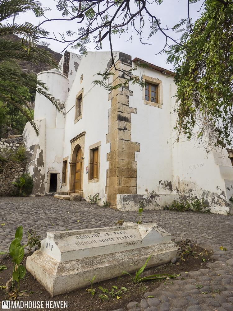 fort Cape Verde Oldest Settlement Cidade Velha