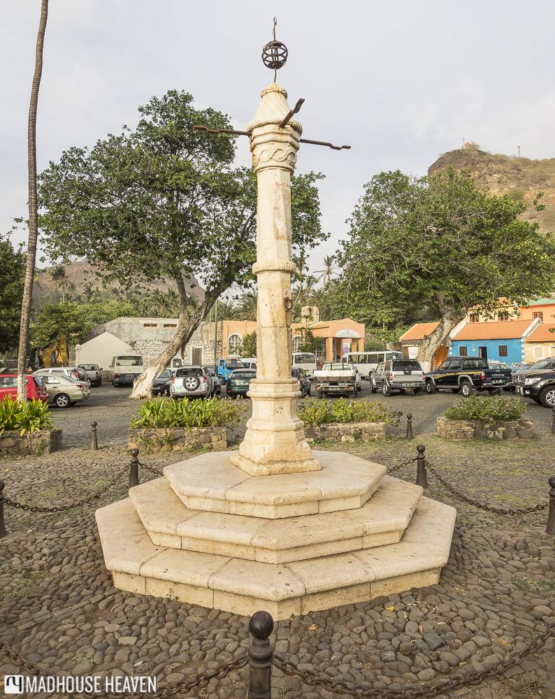 Cape Verde Oldest Settlement Cidade Velha