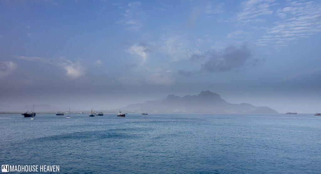 santo antao island atlantic ocean cape verde
