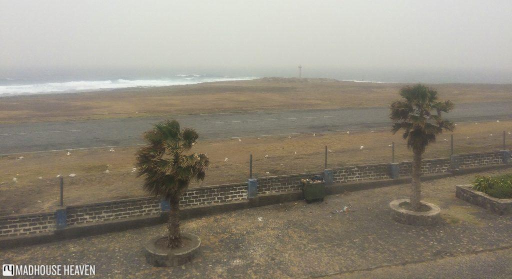 casa d'mar ponta do sol santo antao desolate beach runway