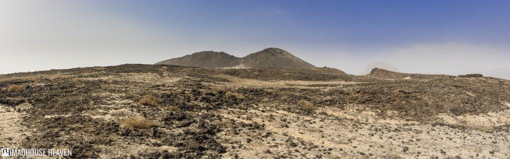 São Vicente island Mindelo rocky desert cape verde