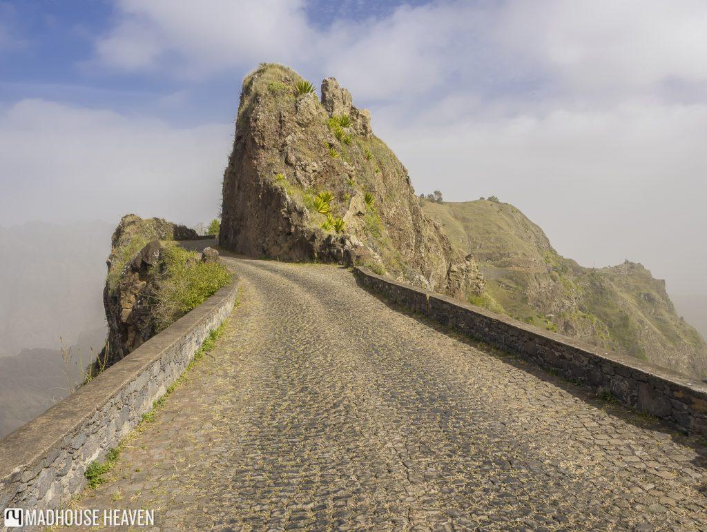Delgadinho Mountain Ridge Santo Antao