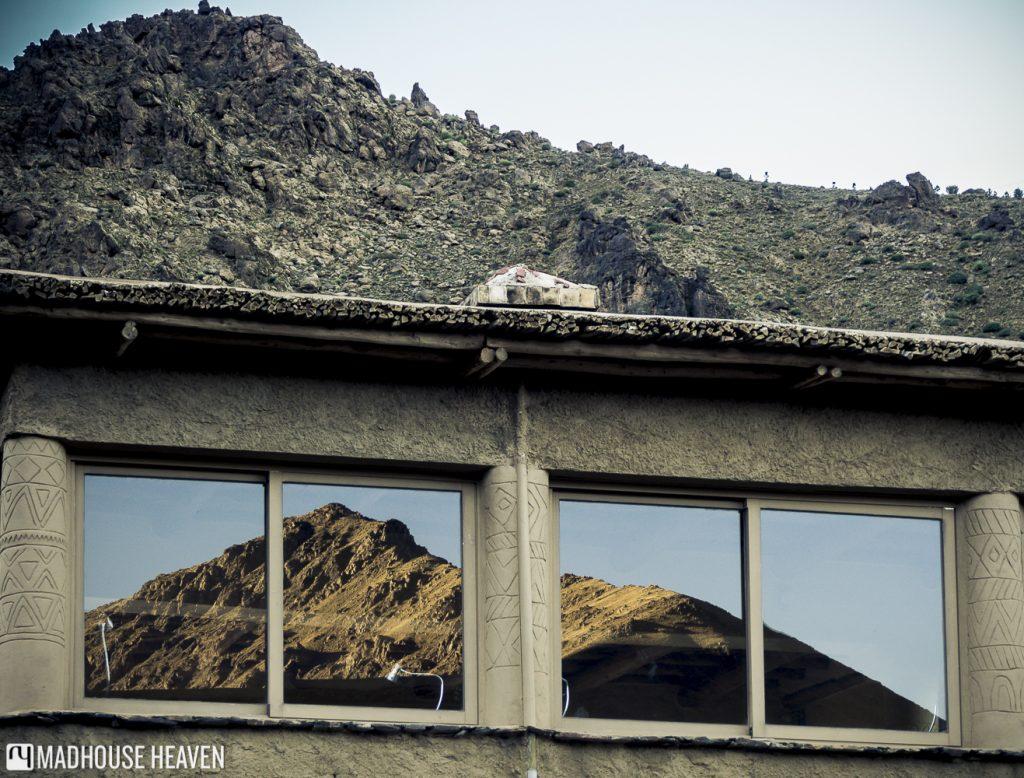 Berber Castle Kasbah du Toubkal