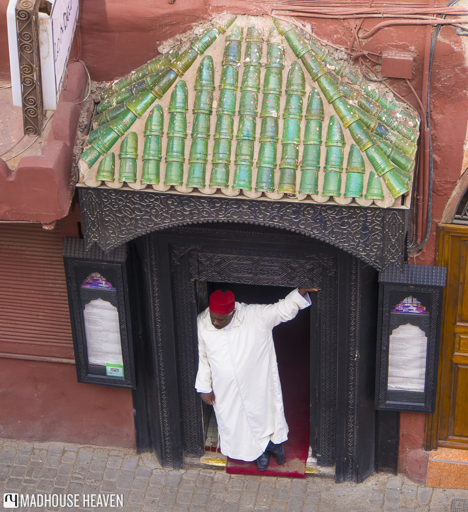 Marrakesh - A Vibrant and Bustling City