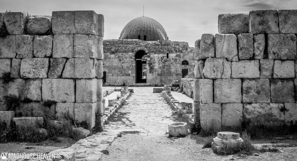15 Days Jordan Itinerary, the citadel, ancient roman site, amman