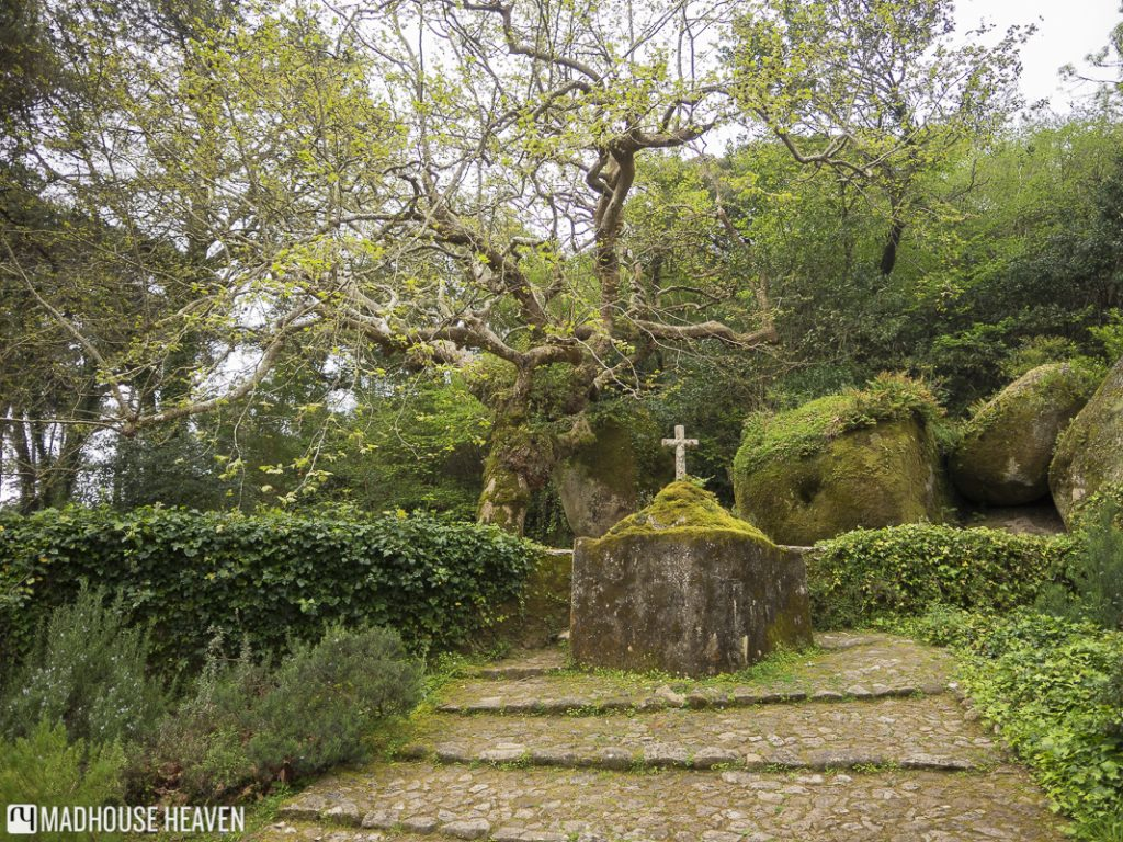 Convent of the Capuchos, Sintra, Portugal