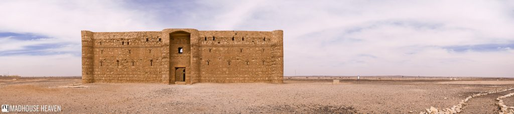 Qasr al-Harraneh, caravanserais, VIsiting Desert Castles of Jordan