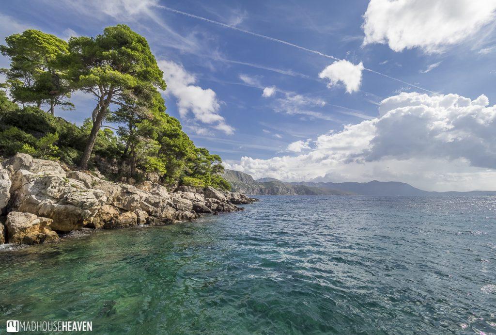 lokrum, island of love