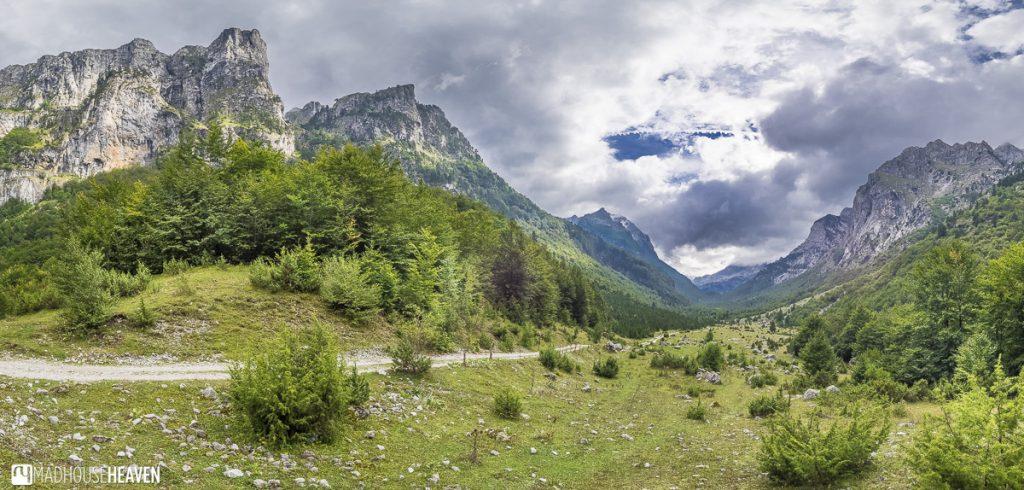 Ropojana valley, Montenegro, Prokletija