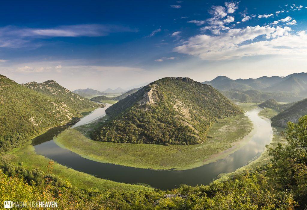 Skadarsko Lake, Prehistoric landscape, Montenegro