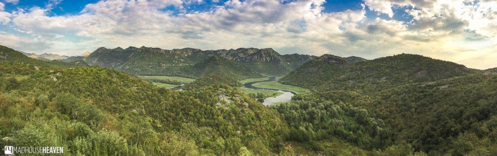 rijeka crnojevica, Skadarsko Lake
