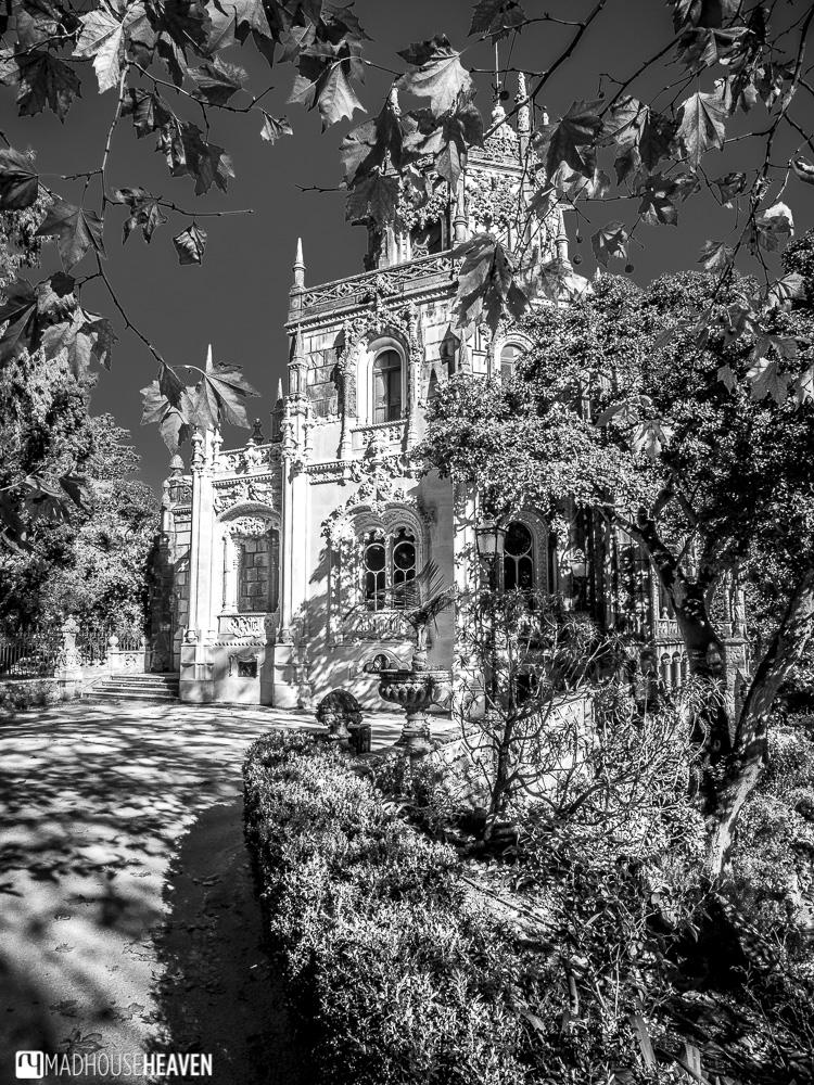 Quinta de Regaleria, lisbon, portugal
