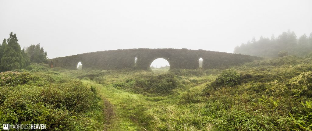 azores sao miguel aqueduct