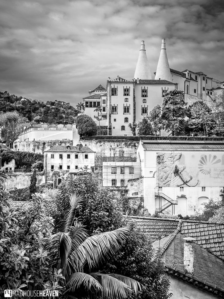 sintra, portugal, lisbon, medieval village