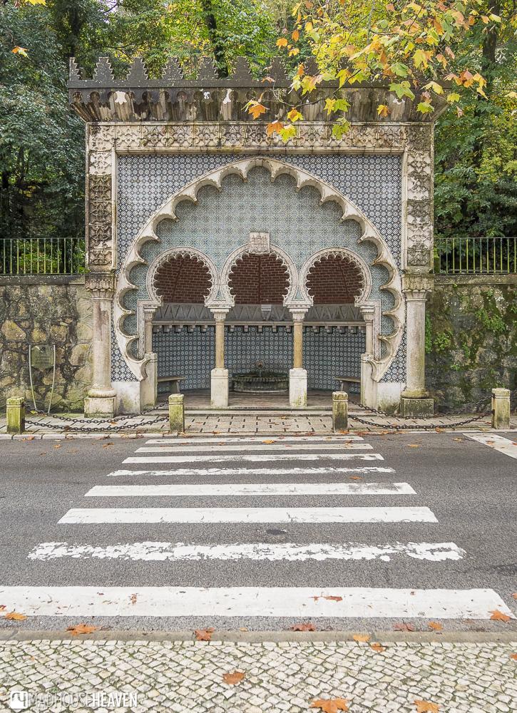 Quinta de Regaleira, sintra, lisbon
