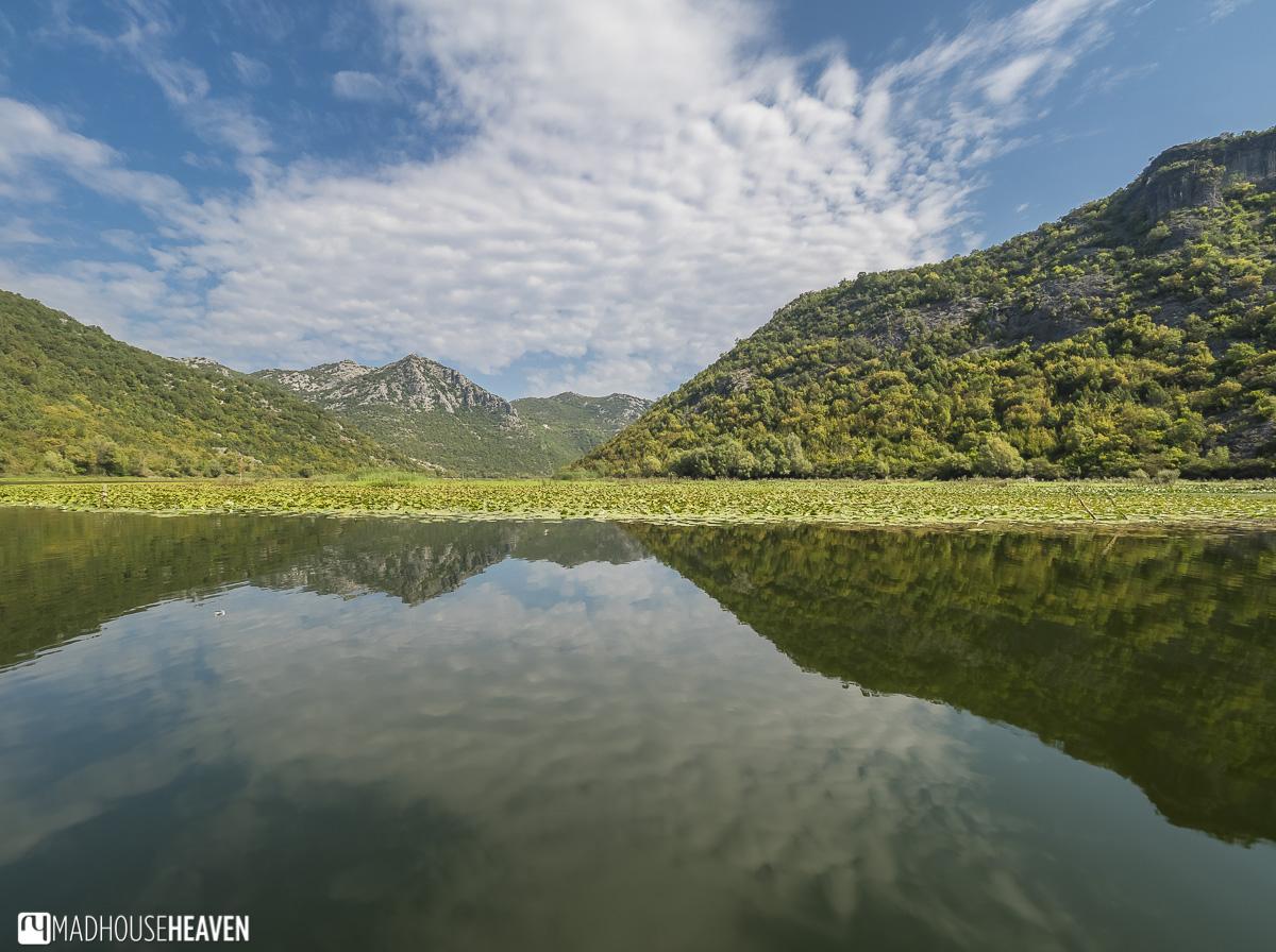 Boat Trip on Skadarsko Lake