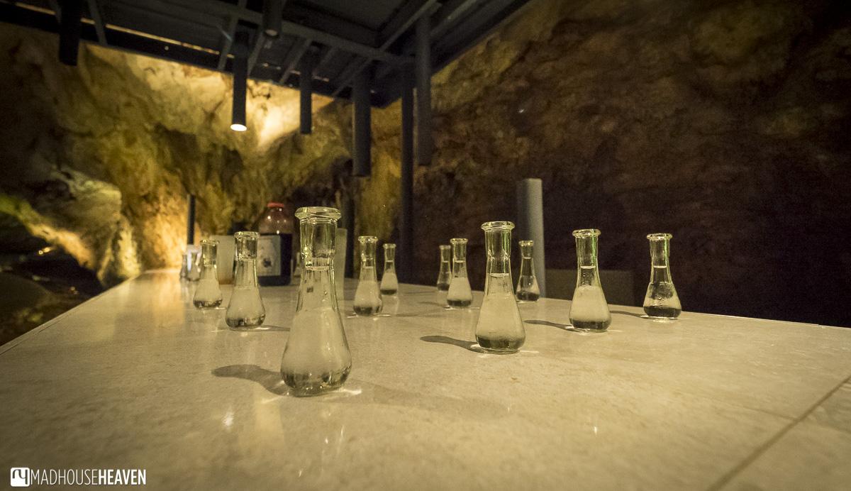 cave bar, lipa, montenegro