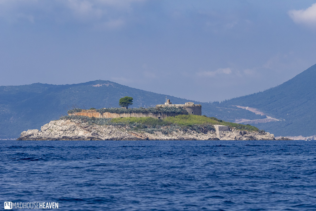 Boat Trip in the Bay of Kotor