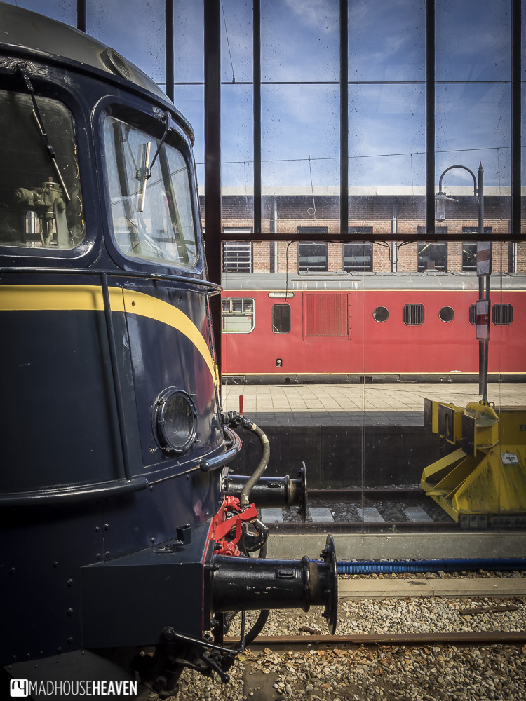 The Netherlands Railway Museum