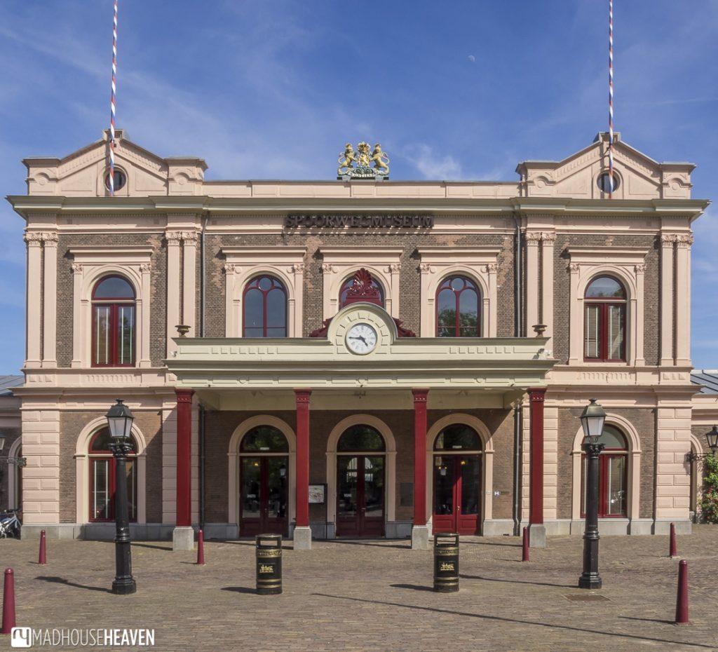 Neo-Renaissance turn of the century architecture, The Netherlands Railway Museum