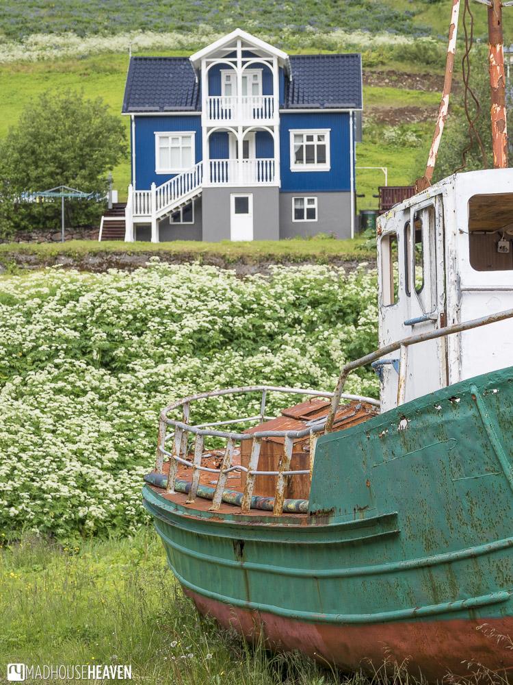 Northern Iceland, Siglufjörður, The Herring Era Museum