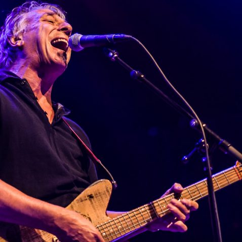 John Cale, live at a Paard van Troje, The Hague, the Netherlands