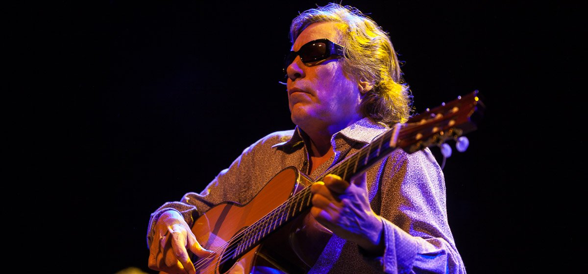 José Feliciano, live at Paard van Troje, The Hague, the Netherlands