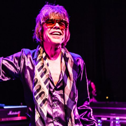 New York Dolls, live at Paard van Troje, The Hague, the Netherlands