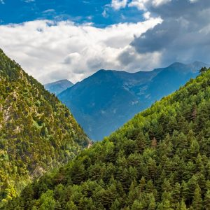 Mountains and Forests in Andorra