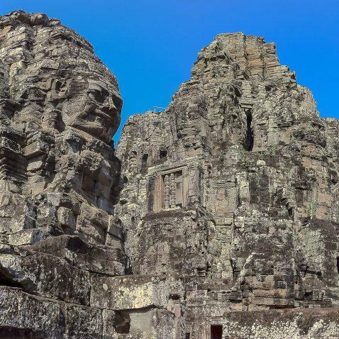 Bayon Temple, Angkor, Siem Reap, Cambodia