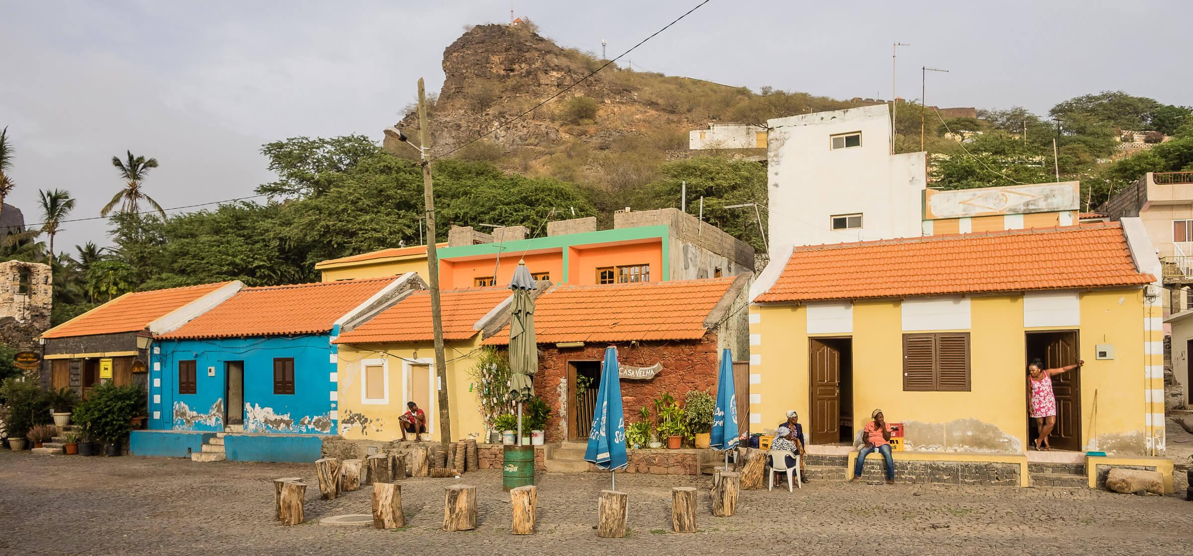 Cidade Velha, Santiago Island, Cape Verde