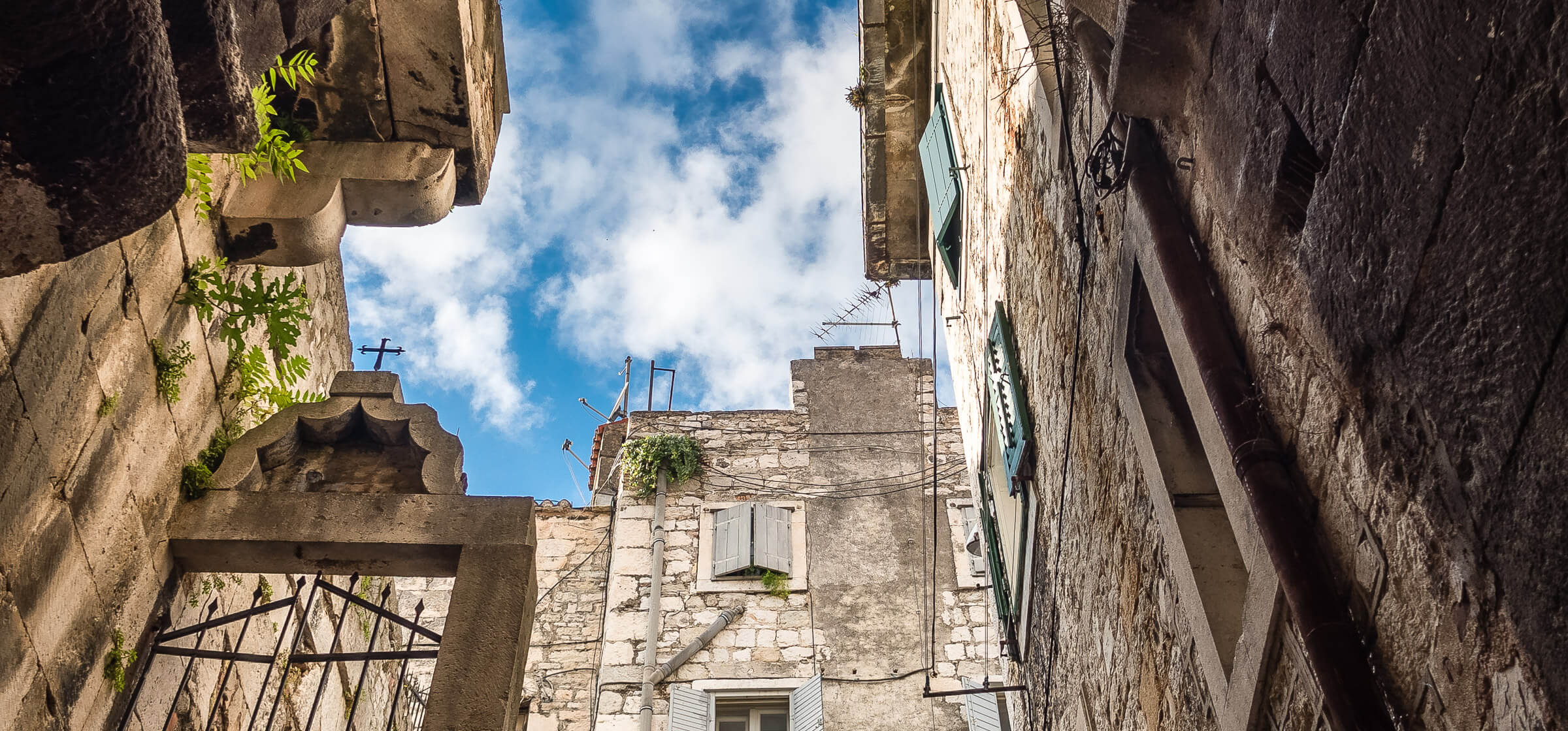Old Town of Split, Croatia