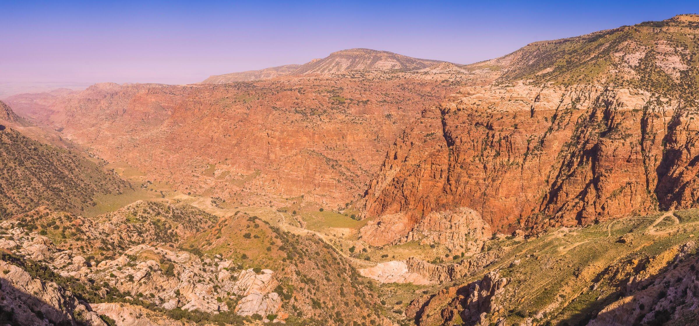 Dana Valley, Jordan