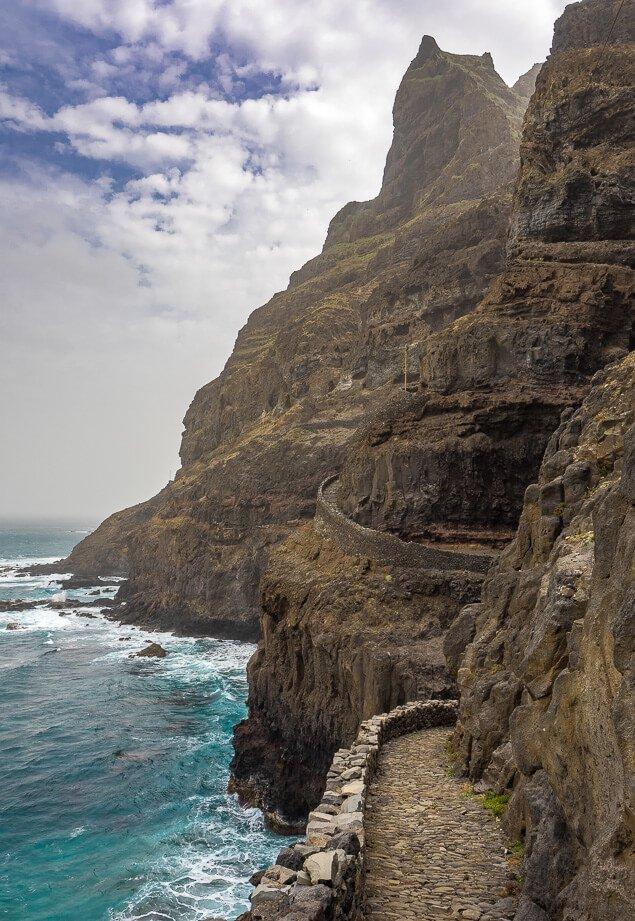 North Coast, Santo Antao Island, Cape Verde
