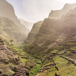 North Coast, Santo Antao Island, Cape Verde