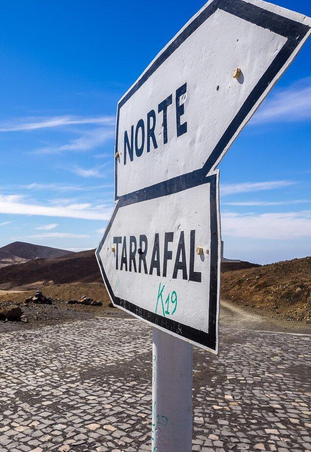 Tarrafal, Santo Antao Island, Cape Verde
