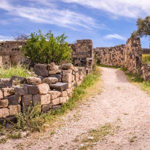Ruins of Umm Qais, Jordan
