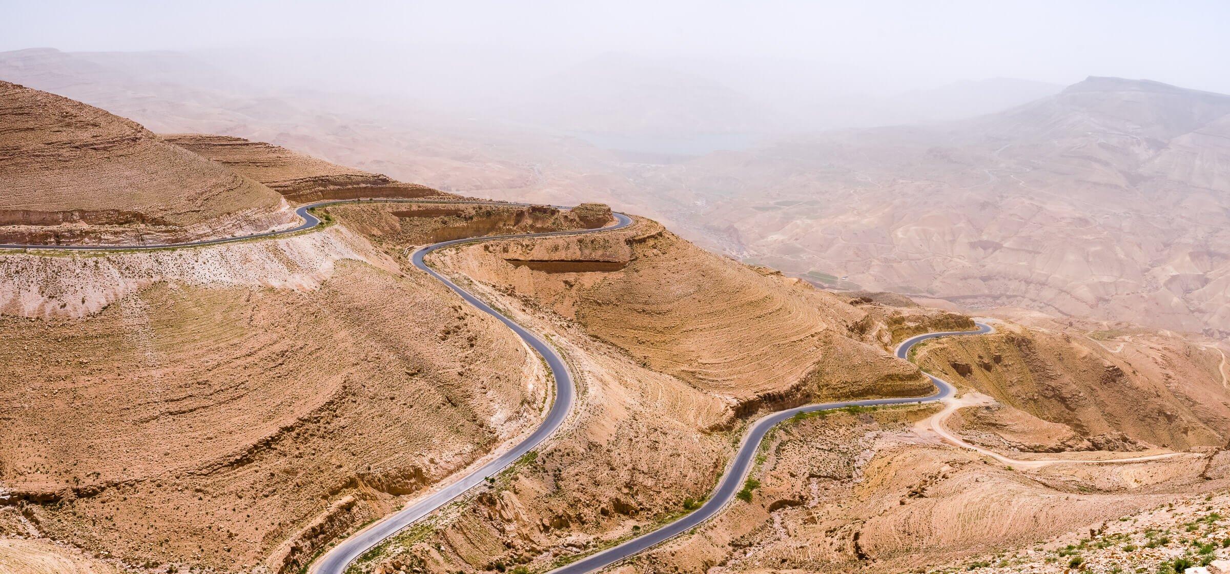 Wadi Mujib Gorge, Jordan