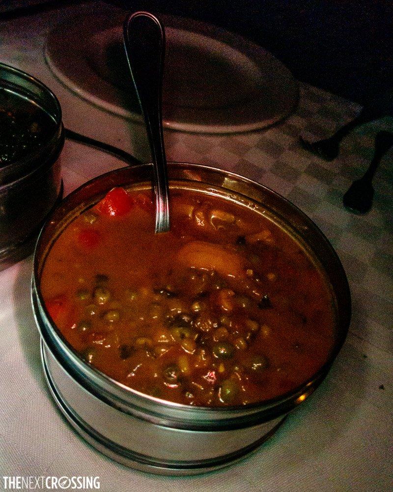curry with garden peas kenyan food